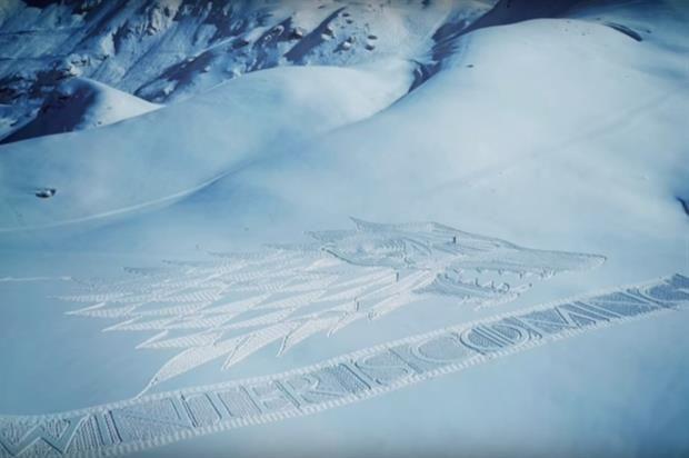 Fantasy Series Snow Murals