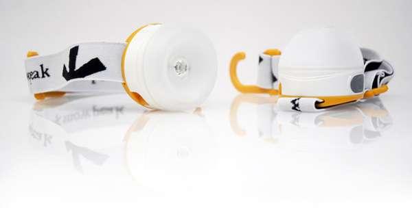 Minimalist Headlamp-Lanterns