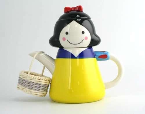 Fairy Tale Teapots