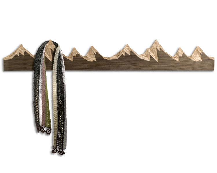 Mountainous Coat Racks