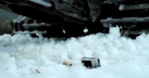 Camera-Crushing Commercials