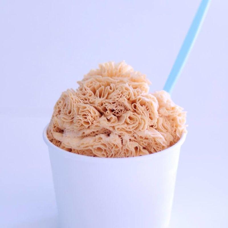 Shaved Ice Dessert Shops