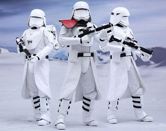 Winterized Sci-Fi Toys