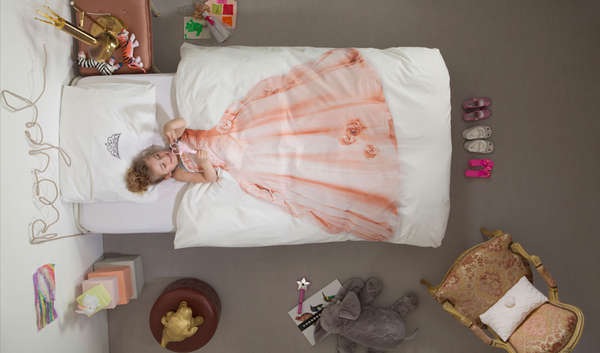Fantastical Make-Believe Bedding