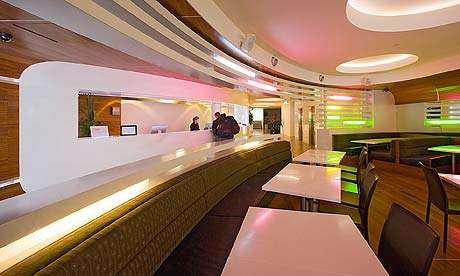 New Zealand Pod Hotel