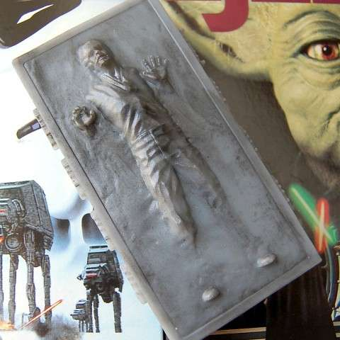Star Wars Tribute Soaps