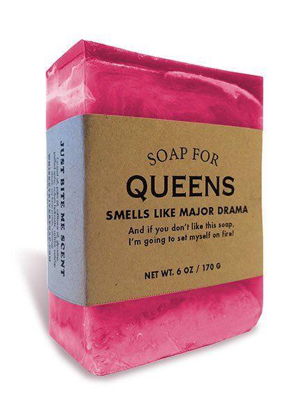 Sarcastic Soap Labels