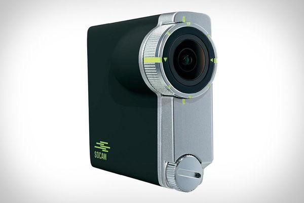 Swivelling Lens Capture Equipment