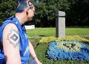 Sports Fan Cemeteries