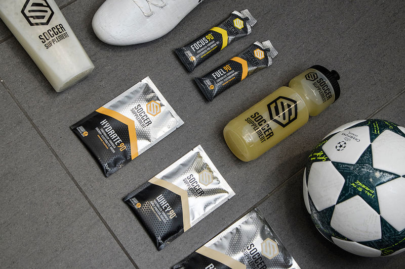 Soccer-Specific Energy Foods