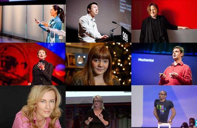 20 Social Change Talks