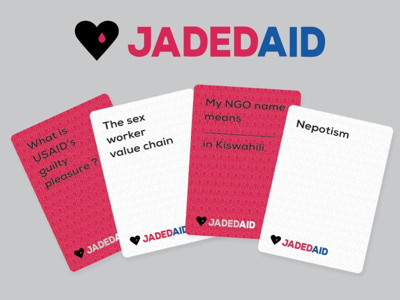 Satirical Humanitarian Games