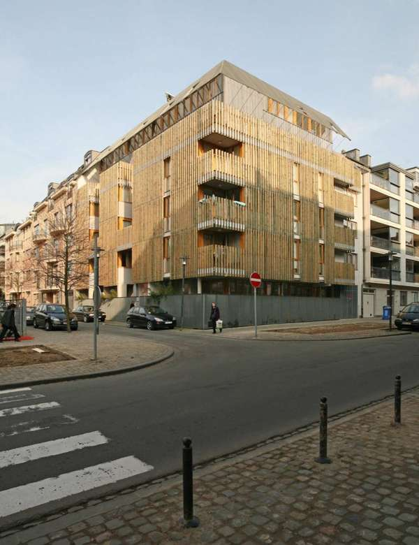 Social Housing in Brussels