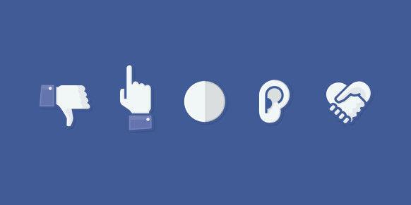 Alternative Social Media Buttons