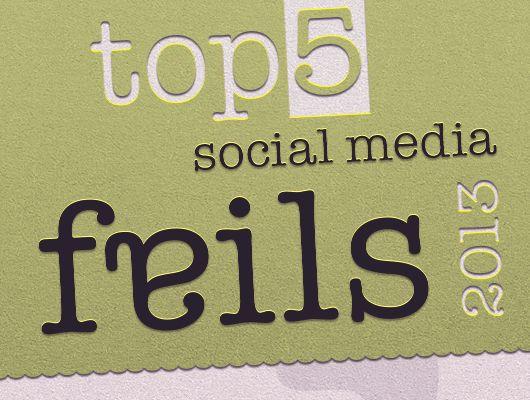 Social Media Misstep Guides