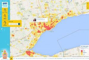 Social Driven Flu Trackers