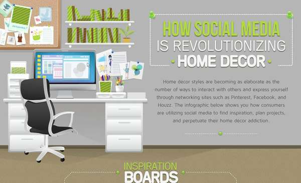 Social Media Is Revolutionizing Home Decorating
