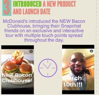 Brand Influence Infographics