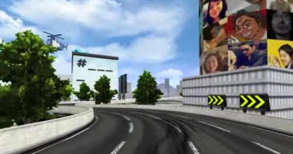 3D Social Driving Games