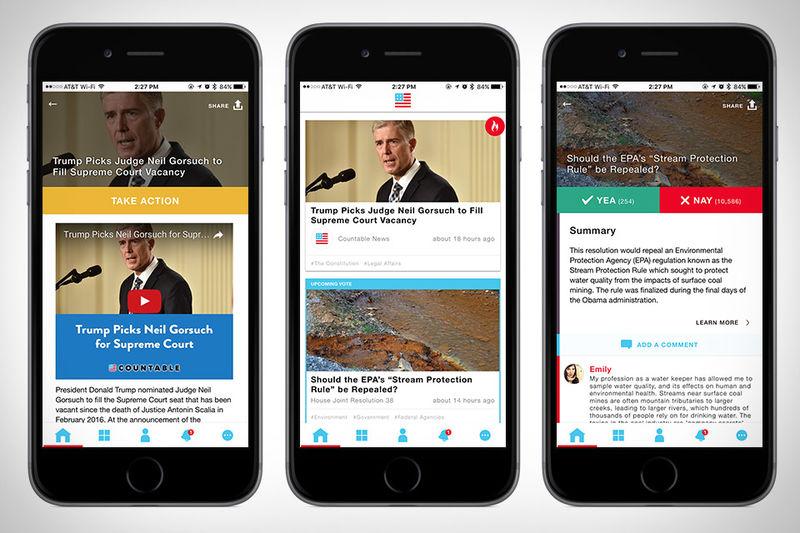 Non-Partisan News Apps