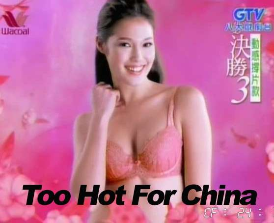 Chinese Government Bans Western Adult Pop Culture Items