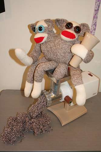 Swingin' Sock Monkeys