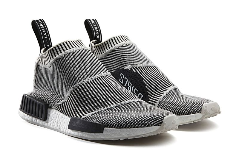 Futuristic Sock Sneakers