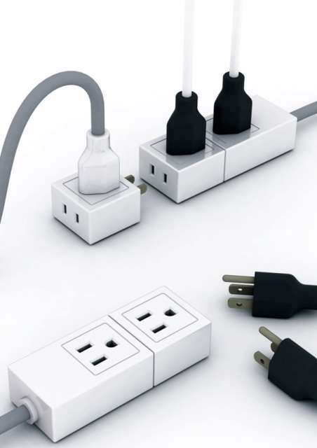 Reconfigurable Power Strips