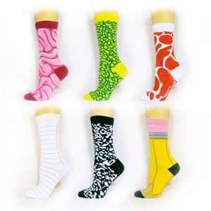 Silly Artisan Socks