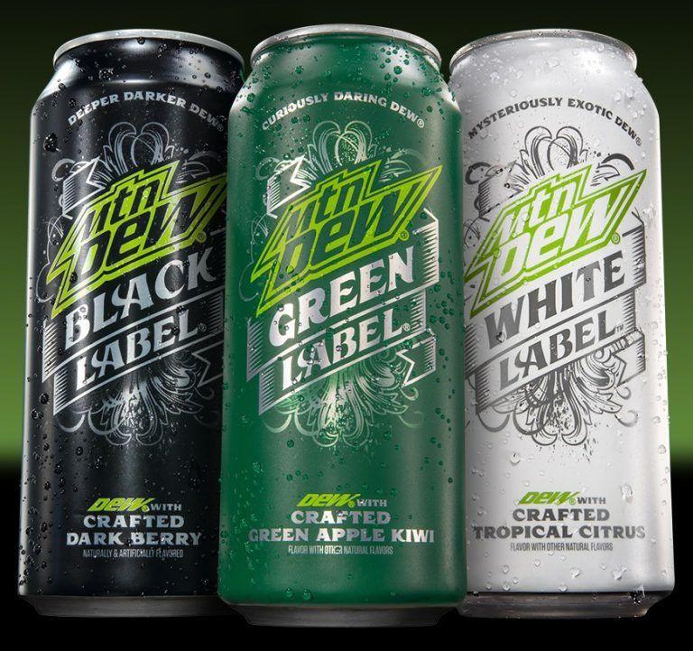 Grownup Millennial Sodas