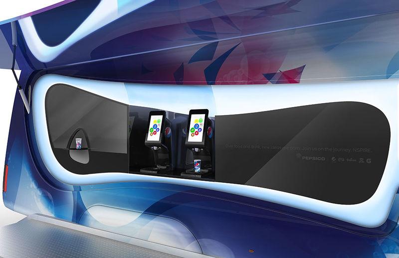 Soda-Sponsored Mobile Kitchens