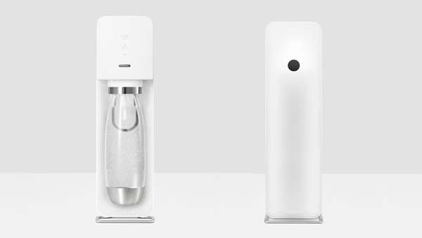Sleek Carbonating Kitchenware