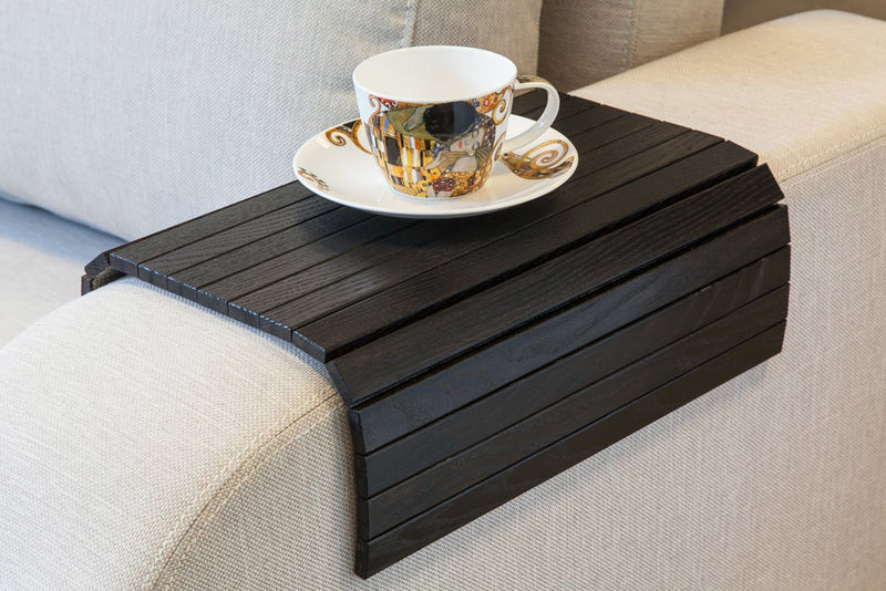 Custom Wooden Couch Tables