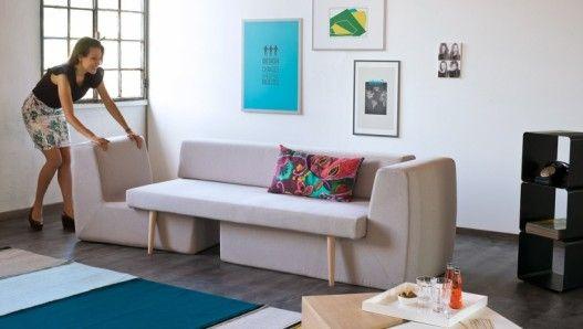 Marvelously Modular Sofas