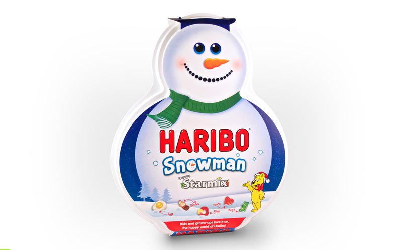 Wintery Sweets Packaging