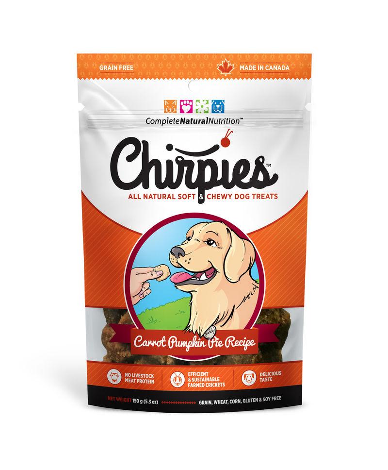 Bug-Based Dog Snacks