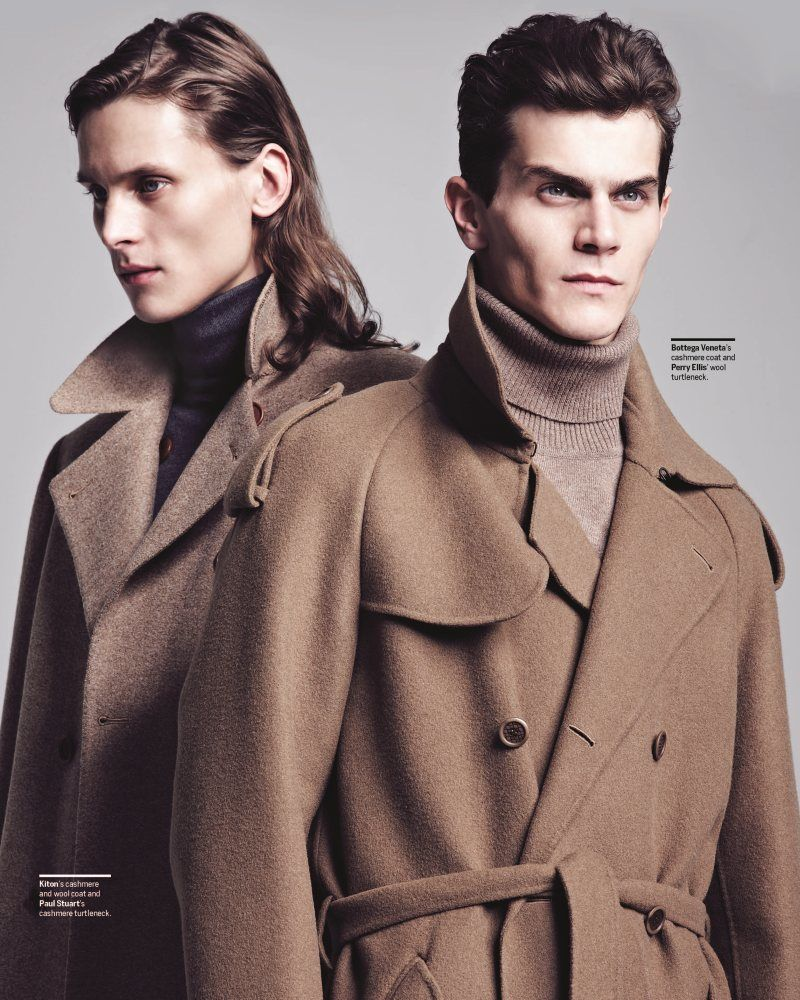 Soft Focus Menswear Magazine