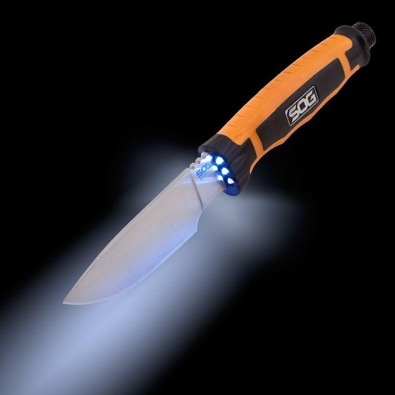 Flashlight Knives