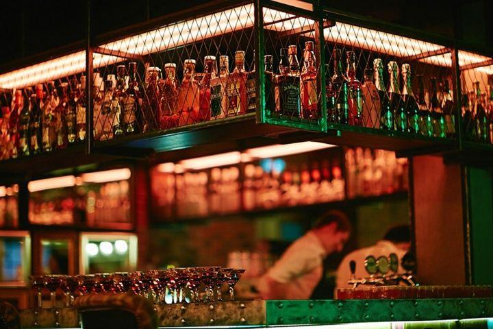 Flamboyant Retro Bars