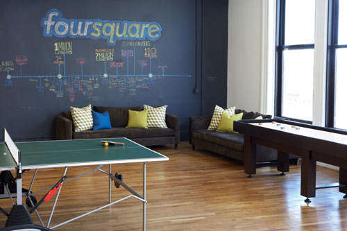 Soho Foursquare Office