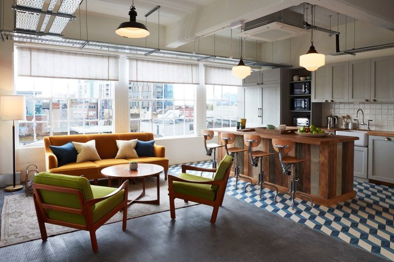 Homey Co Working Spaces Soho Works