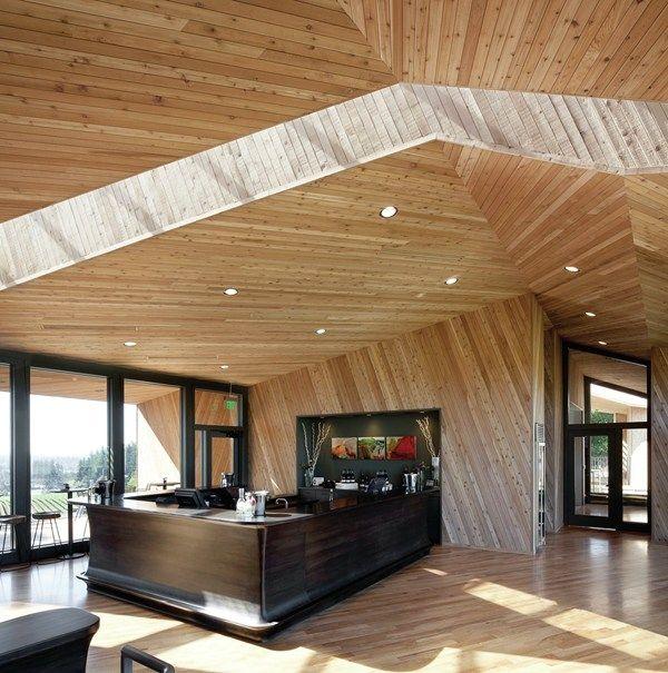 Vineyard-Inspired Structures
