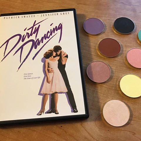 Cinematic Makeup Palettes