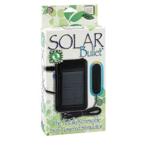 Solar-Powered Pleasurers
