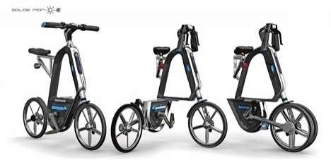 Solar Cycling