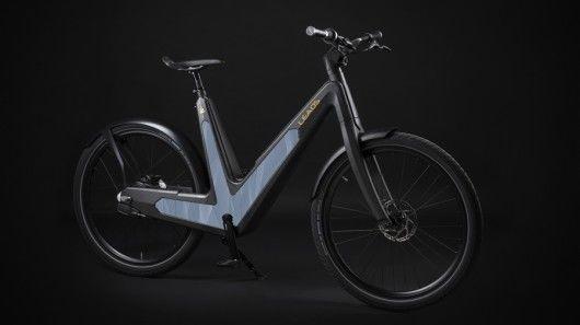 Solar-Powered E-Bikes