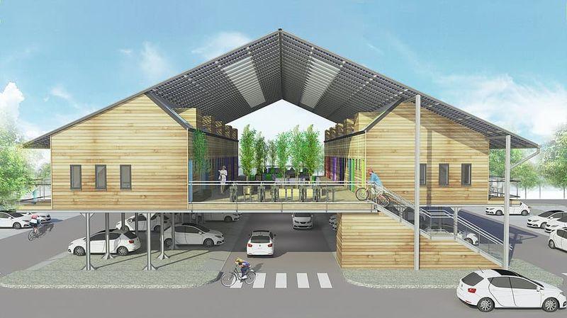 Stilted Solar Homes Solar Home