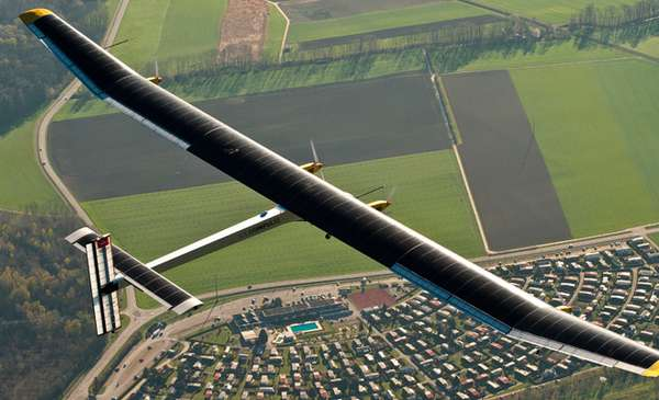 solar impulse breaks the record