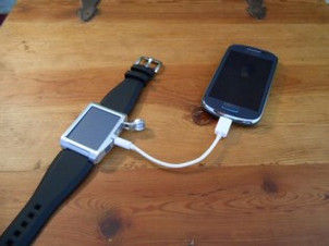 Wearable Phone Chargers