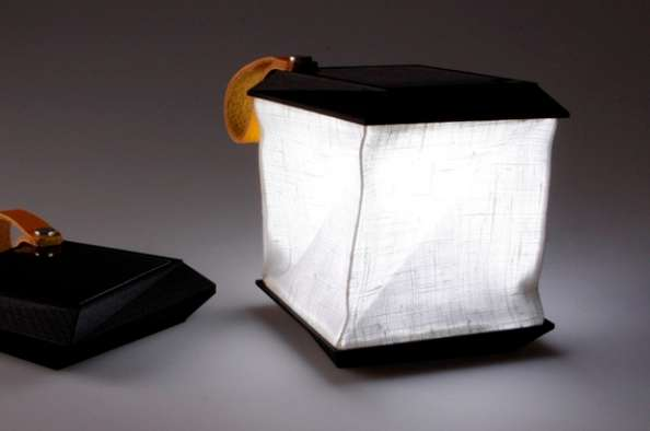 Collapsible Solar Lanterns